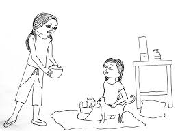 American Girl Doll Coloring Pages Free Free Coloring Book