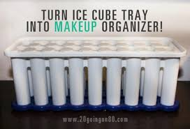 I have to admit, I've never seen an ice tube tray before, but, thankfully,  they're quite easy to find online. You don't really have to do much to it  since ...