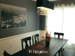 what size chandelier for dining room size of chandelier for