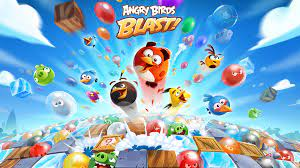 Download Angry Birds Blast Apk MOD Unlimited Lives and Moves - Games  Download
