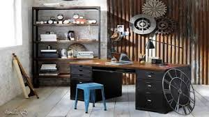 vintage home office. Beautiful Industrial Design Ideas For Home Gallery Decorating Vintage Office