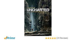 the art of the uncharted trilogy dog 9781616554873 amazon books