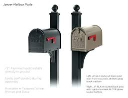 double mailbox post plans. Dual Mailbox Post Janzer Universal Mounting System Brick Ideas Double . Plans