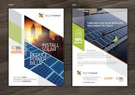 Commercial Flyers Solar Flyer Omfar Mcpgroup Co