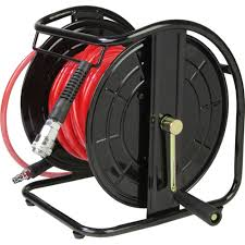 poly urethane air hose reel lightweight