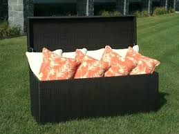 chair cushion storage box wickerline mayfair outdoor cushion storage cushion boxes outdoor furniture cushion boxes outdoor furniture nz