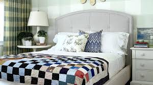 sea green bedding a guest room is a fun place to experiment with out there accents