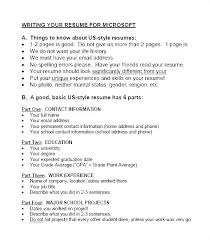 things to put on your resume what put resume in envelope