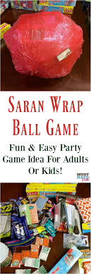 Fun Party Game Idea For Kids Or Adults