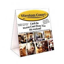 4x6 Table Tents 14pt Cover Uvc 2 3 Days