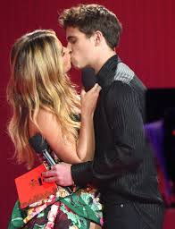 He is popular for being a tv actor. Addison Rae Kisses Tanner Buchanan At Mtv Movie Tv Awards People Com