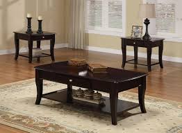 wood coffee table set. Wood Coffee Table Set N