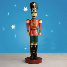 Life Size Toy Soldier 6.5 ft H