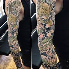 At Robsteeletattoos Rob Steele Got All The Dragon Body Done
