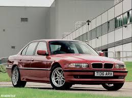 BMW 7-Series (E38) 740i 1998