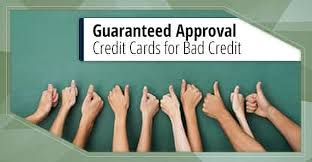 Credit one, first premiere, milestone, indigo, fingerhut. 9 Guaranteed Approval Credit Cards For Bad Credit 2021
