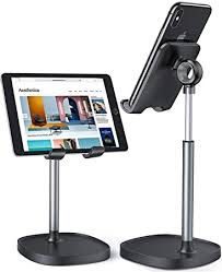 Cell Phone Stand,Angle Height Adjustable LISEN Cell ... - Amazon.com