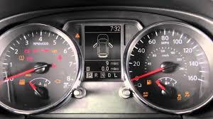 Nissan Rogue Light Symbols 2015 Nissan Rogue Select Warning And Indicator Lights