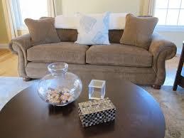 Living Room Table Decoration Simple Coffee Table Decor Tinas Chic Corner