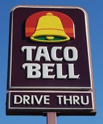 taco bell sign. Brilliant Sign On Taco Bell Sign L