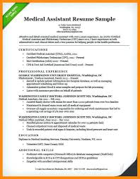 Cover Letter Examples Medical Assistant Cover Letter Template For