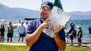 Tony Romo defends celebrity golf title ...