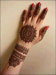 This patch use and make beautiful mehndi design. Mandala Mehndi Designs Round Mehendi Designs Or Circle Henna Designs