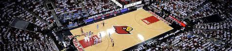 Louisville Cardinals Basketball Seating Chart Louisville Basketball Tickets Vivid Seats
