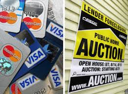 What Credit Cards To Pay Off First Americans Begin Paying Credit Cards First Mortgages Second