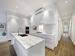 white galley kitchens. Galley Kitchen Design Modern Designs  2018 White Galley Kitchens