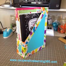 Magazine Holder From Cereal Box Classroom DIY DIY Magazine Holders 13