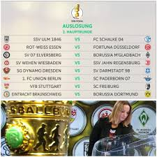 All you need to bet. Dfb Pokal Auslosung Apa Brands Events Solutions