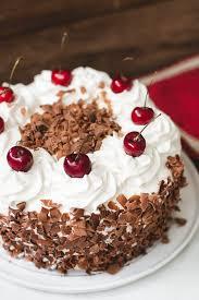 Amazing Black Forest Cake Recipe Pretty Simple Sweet
