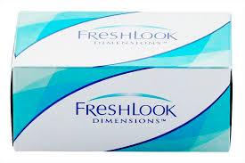 <b>Freshlook</b> Dimensions (2) - Сферические <b>контактные линзы</b> от ...