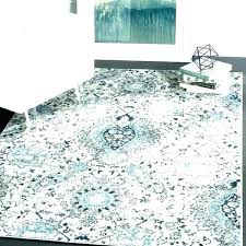 teal white rug target rugs 8 x cream area wonderful furniture fabulous within ordinary under by teal white rug