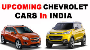 chevrolet new car releaseUpcoming Chevrolet Cars in India  YouTube