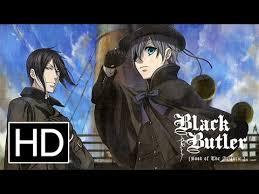 <b>Black Butler</b>: Book of the Atlantic - Official Madman <b>Anime</b> Festival ...
