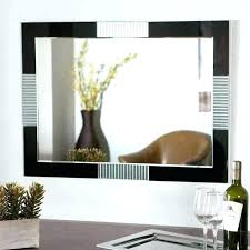 large modern wall mirror contemporary wall mirrors decorative