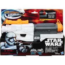 Nerf Super Soaker Star Wars Storm Trooper Gun BIG W