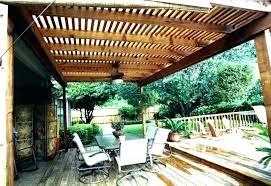 backyard shade structures outdoor wooden deck diy sydney