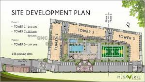 mesa verte site development plan