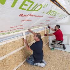 Auf den dachlatten wird später das dachmaterial befestigt. Untersparrendammung Untersparrendammung Dachgeschossausbau Anleitungen Gesund Wohnen Baumit Deutschland Produkte
