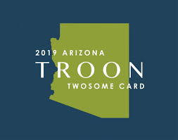 2019 az twosome card