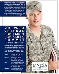 doherty joins mnrsa for annual job fair job skills summit doherty joins mnrsa for annual job fair job skills summit 18