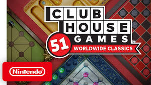 All about Clubhouse Games: 51 Worldwide Classics - Nintendo Switch - YouTube
