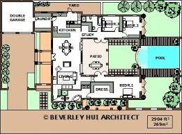 Best 25+ U shaped house plans ideas on Pinterest | U shaped houses, 5  bedroom house plans and 5 bedroom house