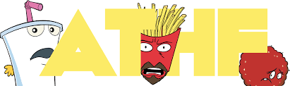 Aqua teen hunger force seasons 1-6