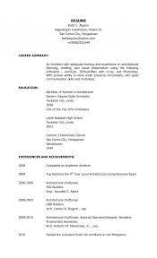 Enchanting Autocad Drafter Resume Example Crest Entry Level Resume