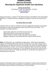 Pretty Health Care Proxy Form Pictures >> Complete Your Health Care ...