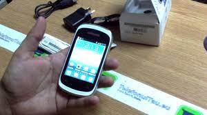 Samsung Galaxy Music S6010 Review HD ...